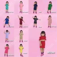 Baju rajut anak/dress anak perempuan