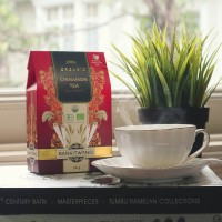 Teh Organik || Tea Blend Teh Campur (Bankitwangi Cinnamon Tea) 24 gr