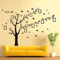 Stiker dinding dekorasi foto keluarga Jumbo wallpaper rumah kamar