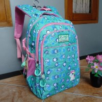 Tas Ransel Alto Silver Girl cutties love