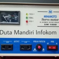STABILIZER MINAMOTO SM-1000 (1000VA)