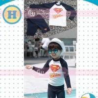 Baju Renang Pra Remaja Laki laki S Super Real
