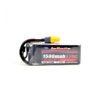 AHTech Infinity GRAPHENE Tech Lipo Battery 1500mAh 110C 4S1P