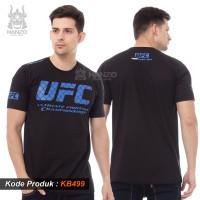 Kaos UFC Ultimate Fighting Championship, T shirt UFC, Baju UFC KB459