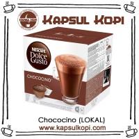 PALING MURAH! Chococino KapsulKopi Nescafe Dolce Gusto Coffee Capsule