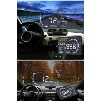 [MG]Digital Car LED HUD OBD2 Interface 5.5 Inch - A8