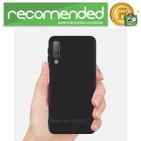 Soft Case Back Cover for Samsung Galaxy A7 2018 - Hitam