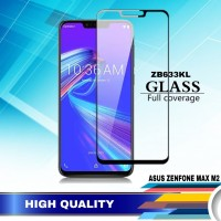 Tempered Glass Asus Zenfone Max M2