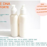LOTION BADAN WHITE DNA FAST WHITE 3 DAYS WHITENING INGGRIS 100 ML