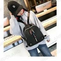 Ransel Backpack Wanita Bag Travel Fashion New Ready Stock Murah