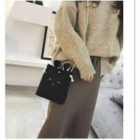 Tas Sling Bag Lucu Cantik Selempang Import Wanita Ready Stock