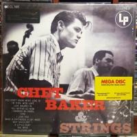 LP Chet Baker & Strings Album Vinyl Piringan Hitam PH