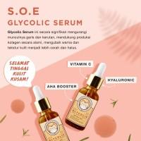 SOE Glycolic AHA Serum 20 ml / S.O.E / SKC1218017