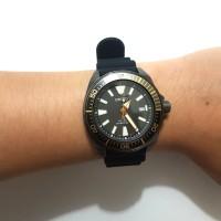 Jual Jam tangan Seiko Prospex Samurai SRPB55K1 Original Second Garansi Murah