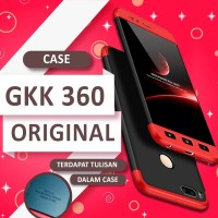 OPPO F9 / F9 PRO / A7X Case Casing GKK 360 Full Backcase Hybrid