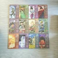 Komik manga New Legenda Naga no 5,6,8,10-12,14 - Yoshito Yamahara