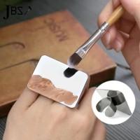 JBS NY Mixing Pallete Ring Pencampur Makeup Cat Kuku Nail Art K118