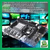 ALLOYSEED A55-FM1 Desktop Komputer Mainboard Motherboard CPU