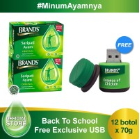 Brand'sOriginal Back to School Free Exclusive USB Brand's [FLASH SALE]
