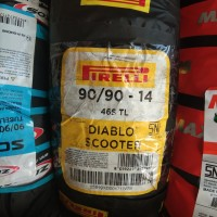 Harga Ban Motor Pirelli Katalog.or.id