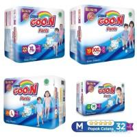 Goon Pants Excellent WonderLine M 32+4/L26+4/XL 22+4/XXL 19+2