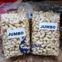 Kacang Mede Jumbo Mentah Dari Sulawesi 500gram - JUMBO