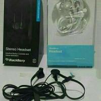 Handsfree Headset Earphone BB Q5 / Q10 High Quality