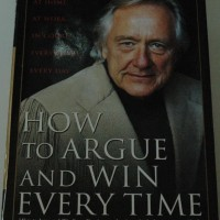 How To Argue and Win Everytime