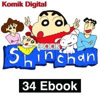 Komik Digital Crayon Shinchan 34 ebook