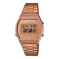 CASIO B640WC-5ADF - Jam Tangan Wanita - Rose Gold