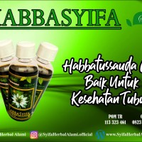 Habbatussauda Habbasyah (Habbasyifa) Jenis Cair 60 ML