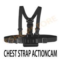 Chest Strap Action Cam ( XiaoMi Yi / GoPro / Brica / SjCam)