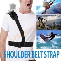 Shoulder Chest Belt Strap Bahu Gopro Bpro Xiaomi Yi Kogan Bcare 4k dll