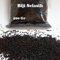 Harga jamu herbal tradisional biji selasih 500 gr untuk campuran es | Pembandingharga.com
