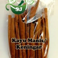 Harga jamu herbal tradisional kayu manis keningar super 500 | Pembandingharga.com