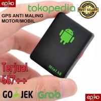 GPS ANTI MALING/ Mini A8 /GPS Tracker-Mobil, Motor, dll