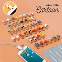 Cable Bite/ Pelindung Kabel/ Cable Saver/ Cable Protector - Cartoon