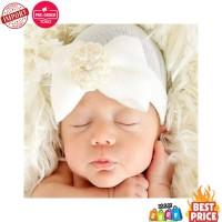 Harga bunga lucu bayi bayi topi katun topi untuk bayi lahir produk | Pembandingharga.com