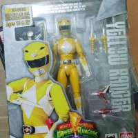 S.H.Figuarts Yellow Ranger Female / Mighty Morphin Power Ranger (MMPR)