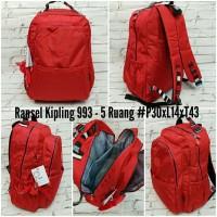 Tas ransel Kipling 993 large / backpack kipling / tas sekolah