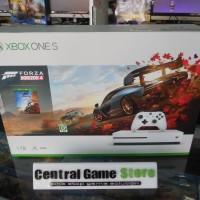 XBOX One S 1TB Console System - Forza Horizon 4 Bundle