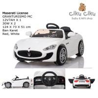 Maserati Granturismo MC Lisensi UK728 / mobil mainan aki anak