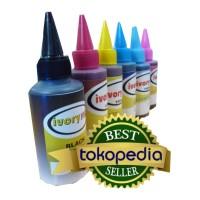 Tinta Isi Ulang Perfect Dye 100ml Epson IVORYFILL