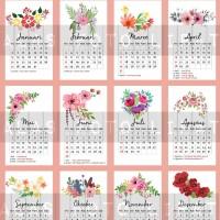 GRATIS Kalender 2019 selama pembelian di bulan Januari