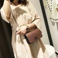 Sling Bag Wanita Fashion Selempang Import Cantik Ready Stock