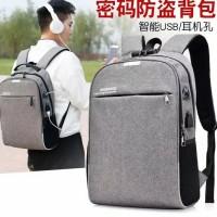 Ransel Backpack Pria Bag Travel Punggung Ready Stock Murah