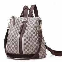 Ransel Backpack Wanita Bag Travel Fashion Ready Stock Murah Import