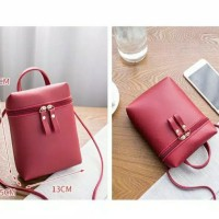 Tas Sling Bag Mini Wanita Import Terbaru Ready Stock Murah