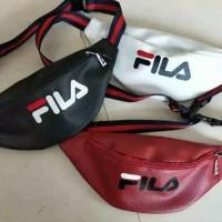 Waist Bag Fila Impor Murah Ready Stock Tas Wanita