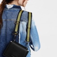 Harga charles and keith nylon straps crossbody | antitipu.com